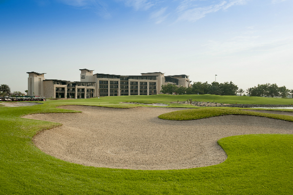 The history of golf in the middle east 19th hole the for Abu dhabi country club salon
