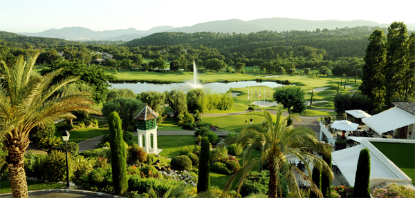royal mougins a golfing gem on the cote d azur 19th. Black Bedroom Furniture Sets. Home Design Ideas