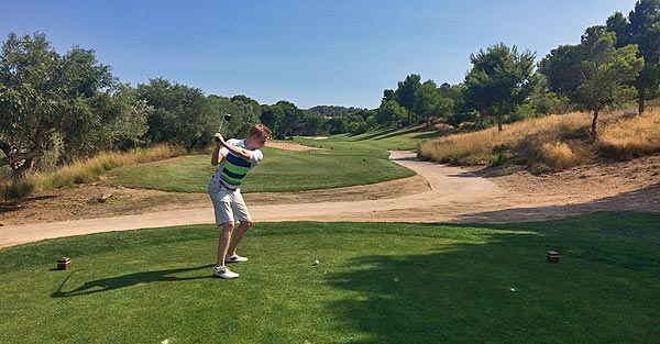 lumine-golf