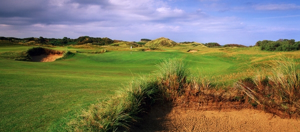 Irish open heading to royal county down in 2015 19th for Royal county down