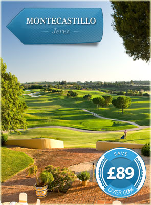 10 of the best offers for golf holidays in europe for Hotel montecastillo golf
