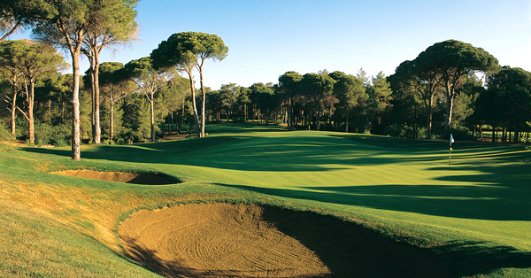 Cornelia Faldo Course - All Inclusive in Turkey