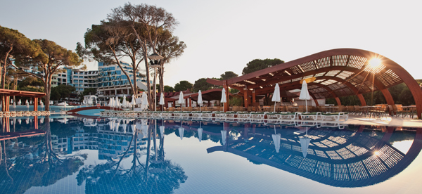 Cornelia Deluxe Resort - All Inclusive in Turkey