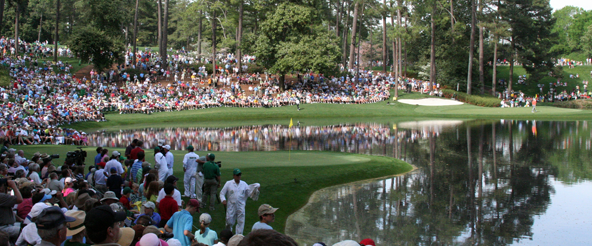 Par 3 Tournament Augusta National