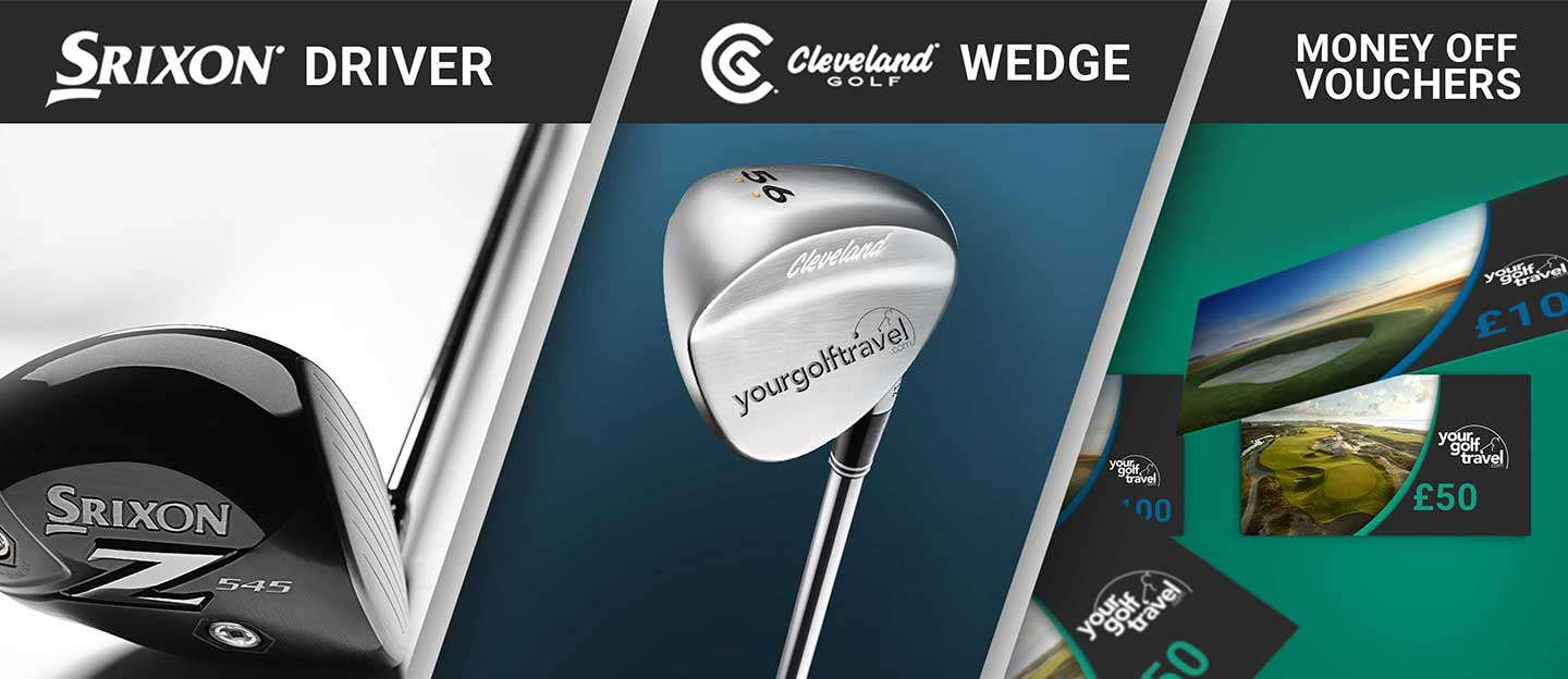 Free Driver, Wedge + £££ Off!