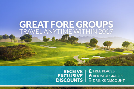 Great FOUR Groups Promotion