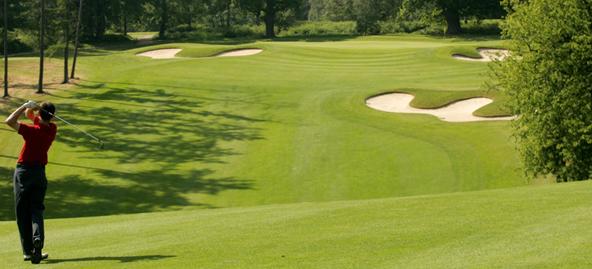 Palmerston Course, Brocket Hall