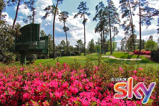 US Masters 2016 Packages