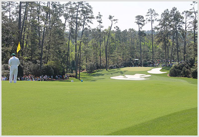 The Tenth Hole at Augusta