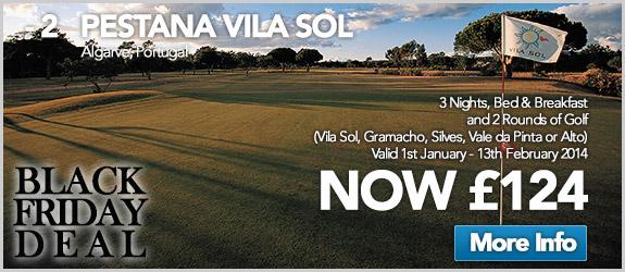Pestana Vila Sol Now £124
