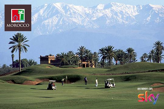 Palmeraie Golf Palace