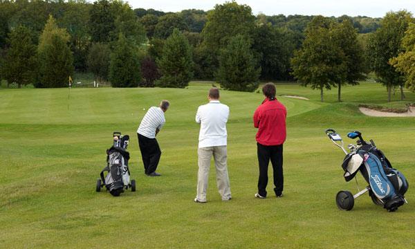 James Andrews School of Golf